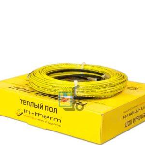 Нагревательный кабель Intherm ADSV-20 - универсальный кабель для теплого пола в стяжку или под плитку.