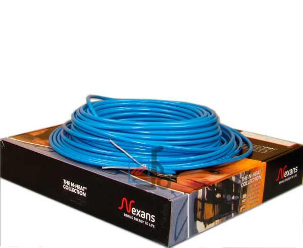 Нагревательный кабель Nexans TXLP/2R для электрического теплого пола в стяжку.
