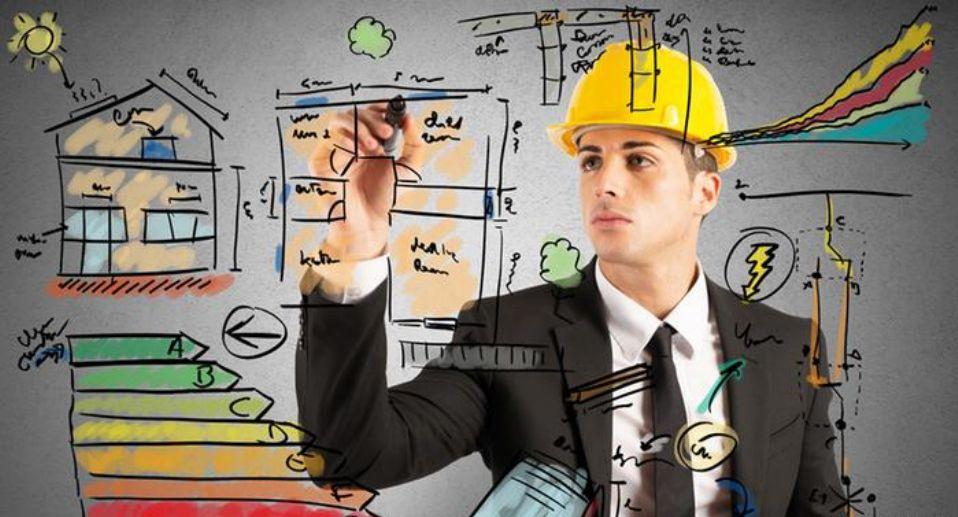 Инженер Склад Полов производит расчет эффективности отопления