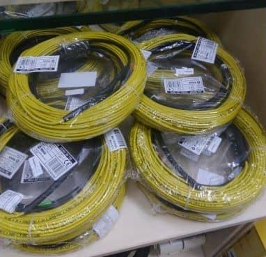 кабеля intherm adsv20 в упаковке